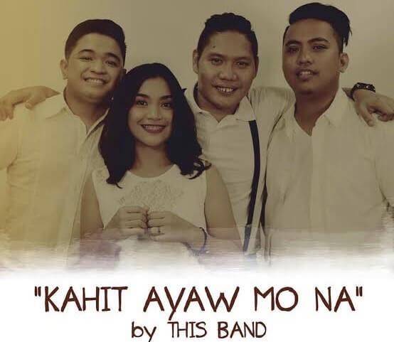 Kahit Ayaw Mo Na