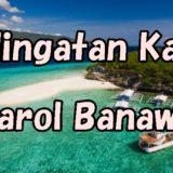 Iingatan Ka/Carol Banawa