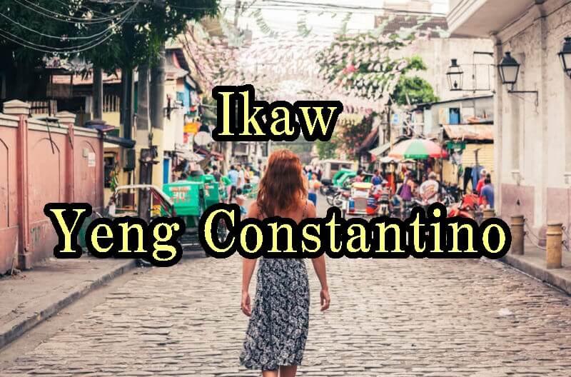 Ikaw/Yeng Constantino
